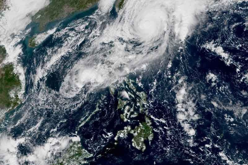 Batanes only province under Signal No. 1 due to �Sarah�