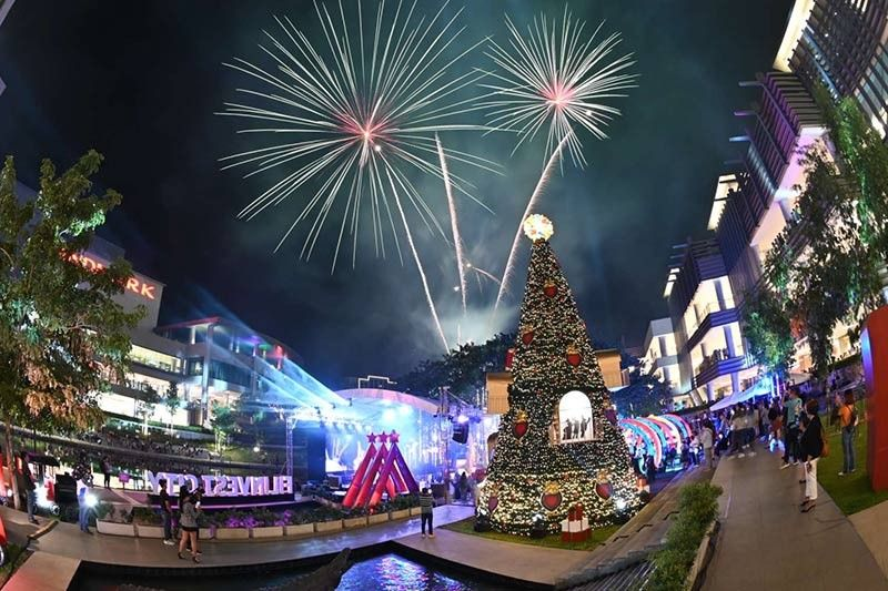 Light up your wonder at Filinvest City