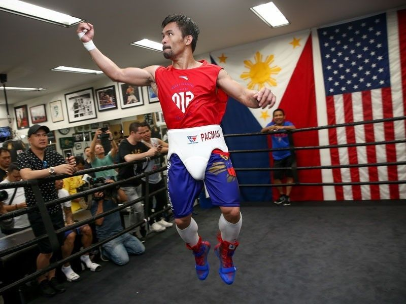 Pacquiao accorded honors to light SEA Games flame - Philippine Star