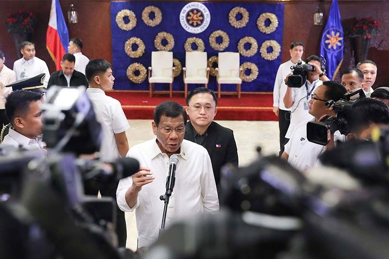 No order to look into Chinese firm's stake in NGCP � Panelo