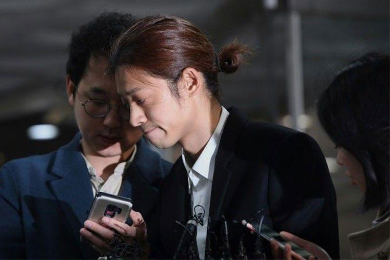 K-pop star jailed for six years for gang rape, spycam crimes