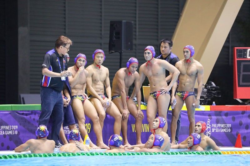 Water polo, booters strike Team Philippines also dazzles on ice, sand