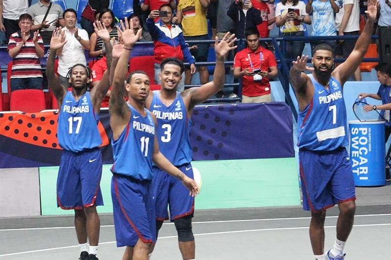 Gilas completes golden SEA Games 3x3 sweep