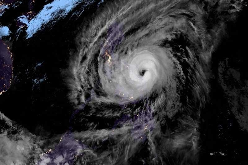 �Tisoy� lashes Northern Samar with torrential rains, fierce winds ahead of landfall