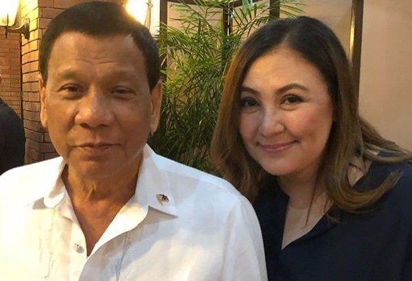 Sharon Cuneta denies Duterte's allegation vs Kiko