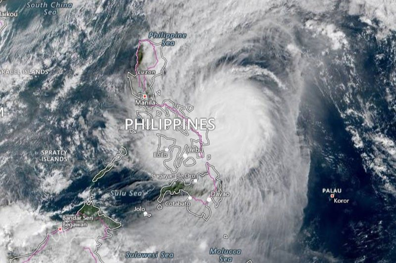 LIVE Updates: Typhoon Tisoy