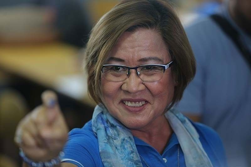 De Lima files bill empowering disability council on int'l day of PWDs