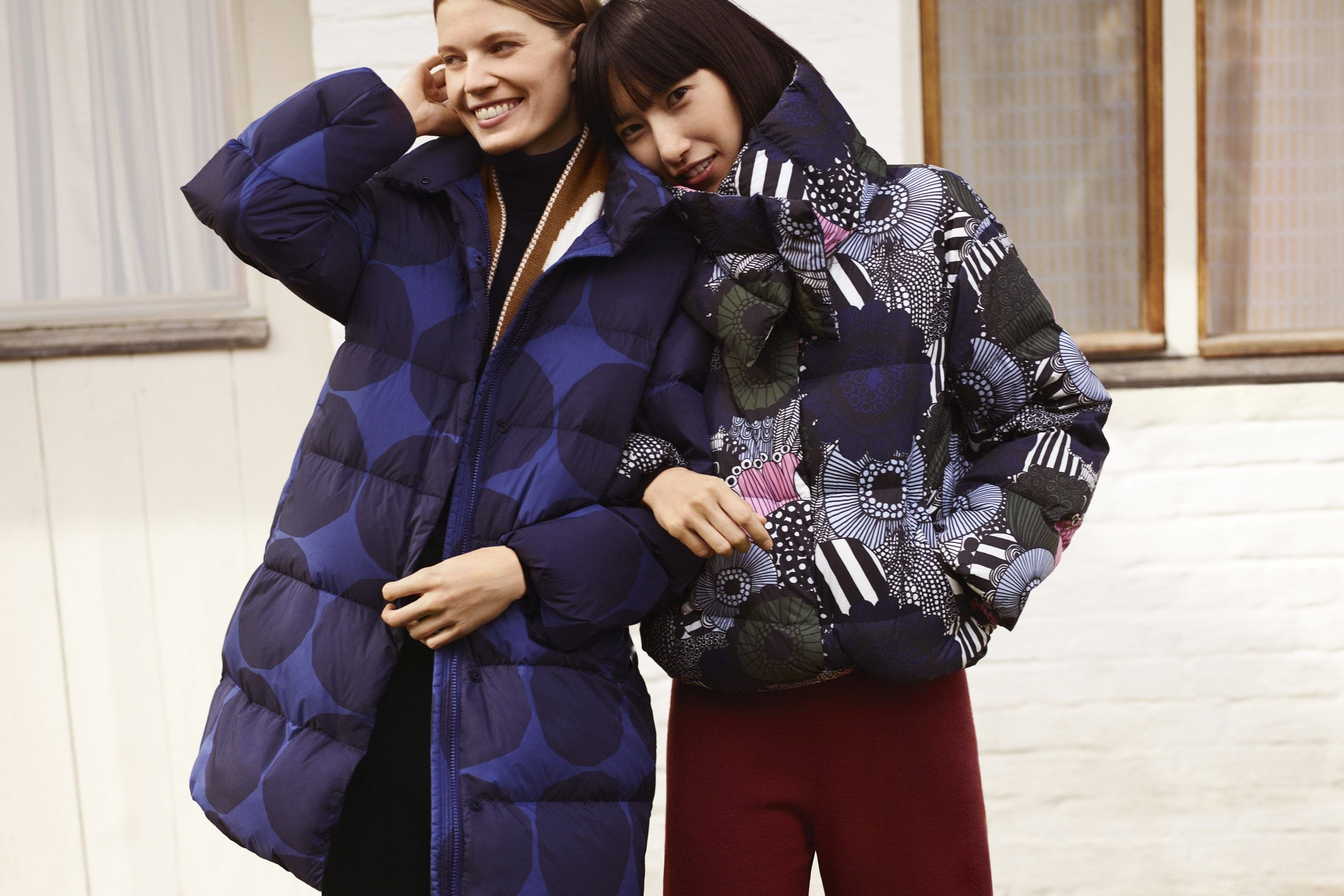 Uniqlo gets happy with Marimekko� again
