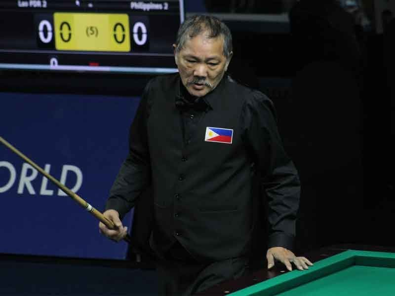 Mixed results mark Philippine billiards' SEA Games opener