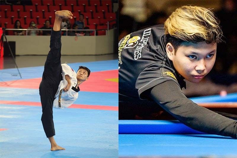 Billiards, taekwondo bets add to Philippines' SEA Games medal haul