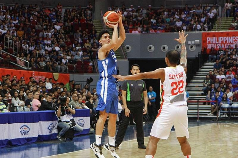 Gilas torches Myanmar, stays perfect in SEA Games hoops