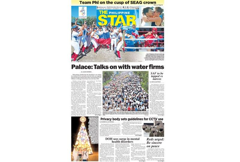 The STAR Cover (December 9, 2019)