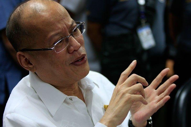 Noynoy Aquino lands in hospital