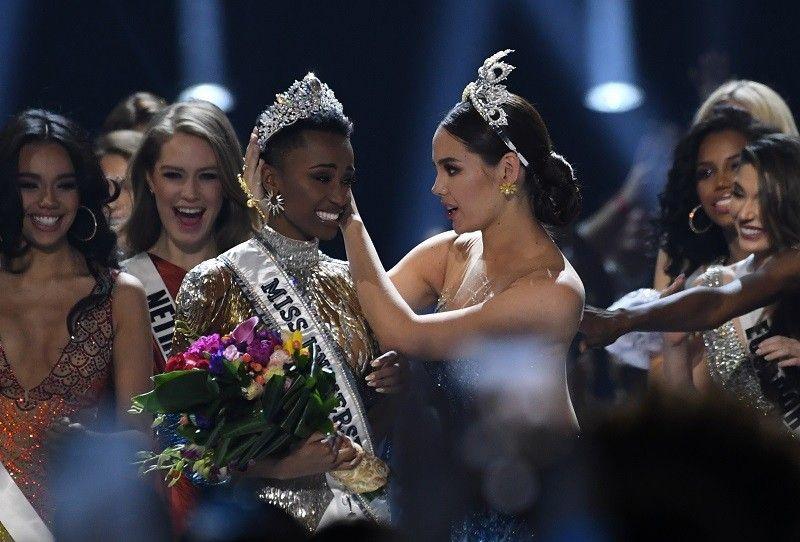 Zozibini Tunzi ng South Africa wagi sa Miss Universe 2019