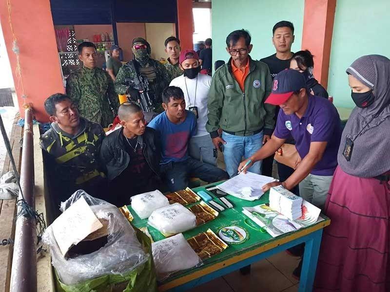 P34 million in shabu seized in Tawi-Tawi buy-bust