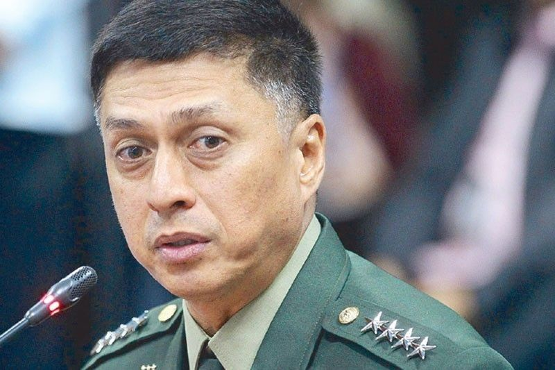 No term extension for AFP chief � DND