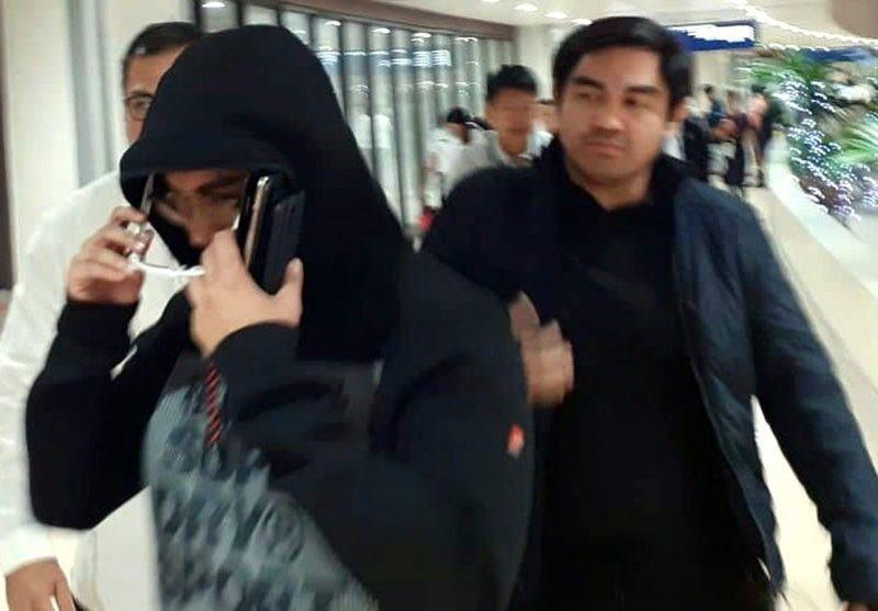 Kris Aquino' ex-business partner arrested