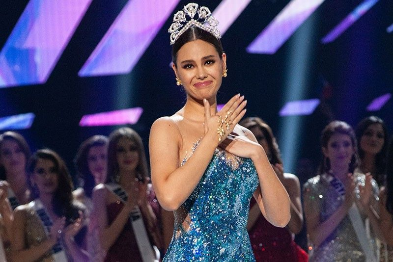 Catriona Gray reacts to Miss Universe Philippines' departure from Binibining Pilipinas Charities