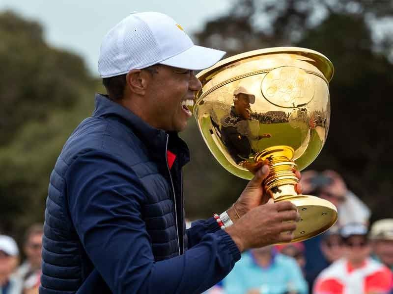 'Couldn't wish for better year': Woods completes road to redemption
