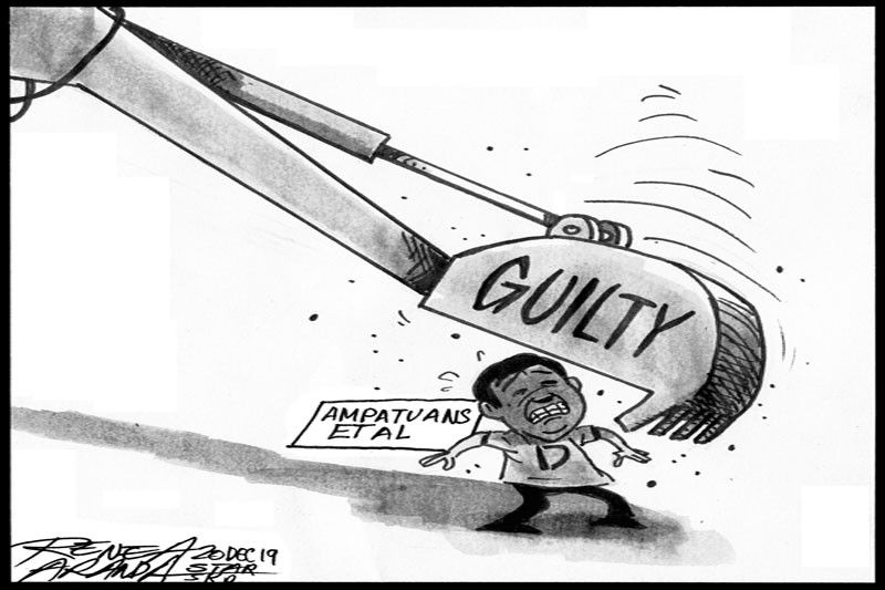 EDITORIAL- Justice at last, but�