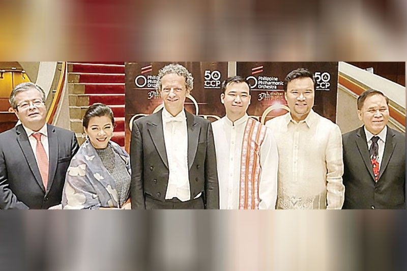 Michaël Cousteau leads tribute to French composer Hector Berlioz in the Philippines