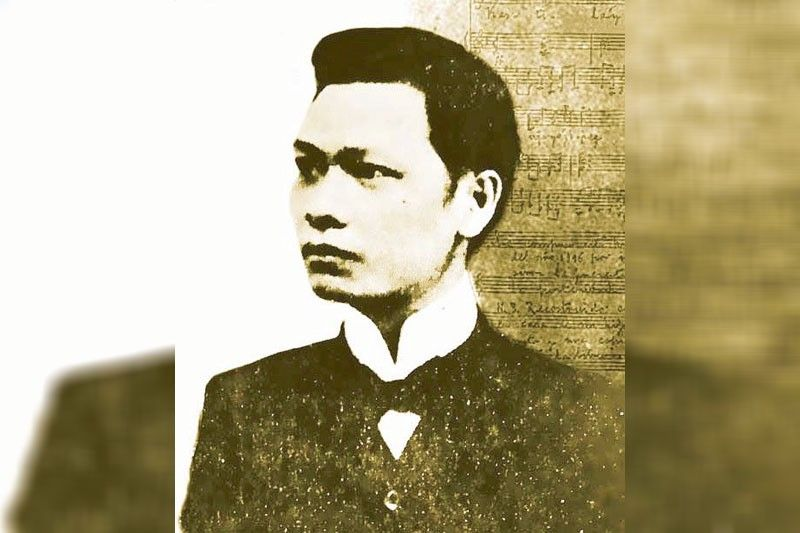 Julio Nakpil found inspiration in Jose Rizal