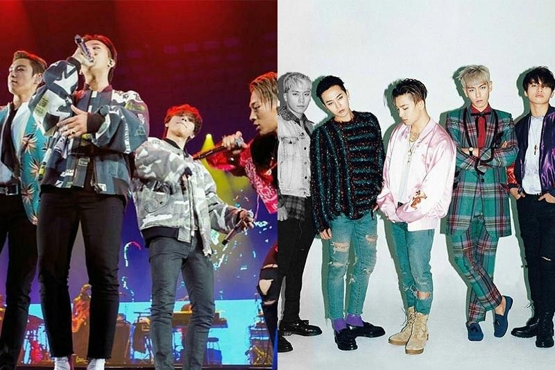 BIGBANG to make comeback via Coachella, minus Seungri