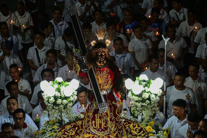 Black Nazarene devotees told: Cut down on waste