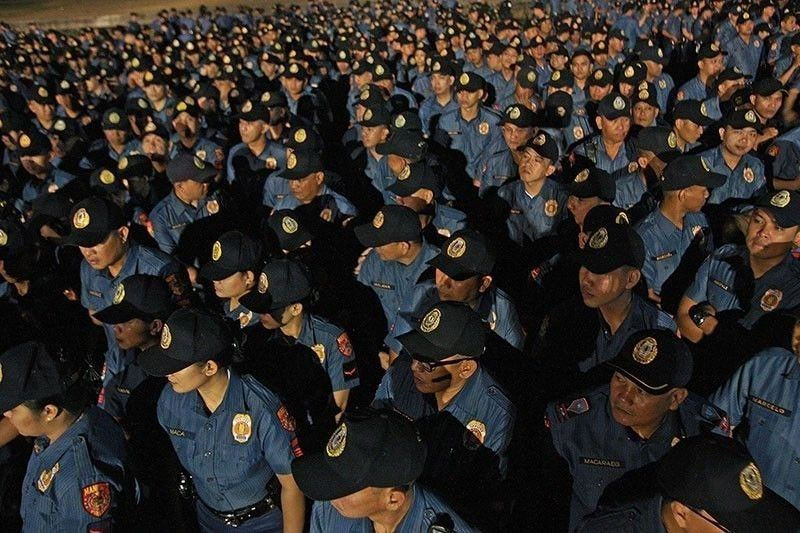 DILG chief bent on punishing police scalawags