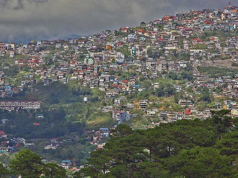 Baguio City begins distribution of government financial aid