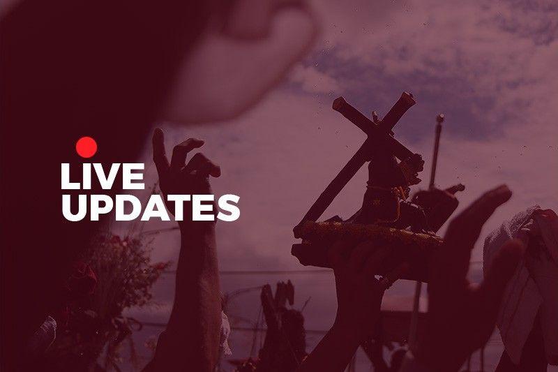 LIVE Updates: Procession of the Black Nazarene 2020