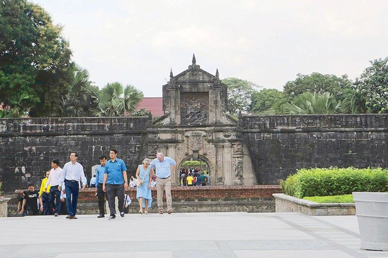Intramuros named Asia�s leading tourist attraction