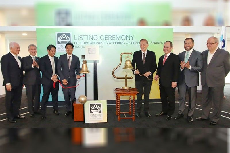Century Properties allots P30 billion capex for next 3 years
