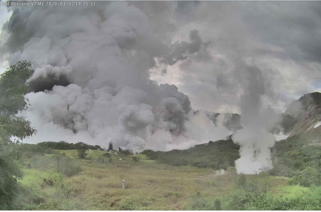 Phivolcs warns of hazardous Taal Volcano eruption, raises alert level to 4