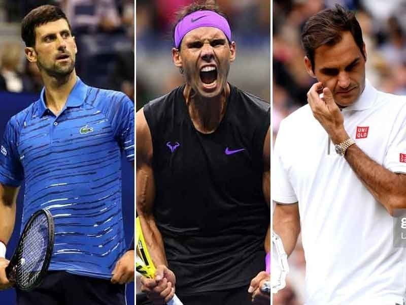 Djokovic Nadal Federer Aim To Keep Young Aussie Open