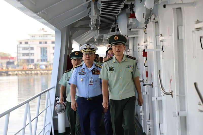 Philippines asks China Coast Guard to stop harassing fishermen in West Philippine Sea