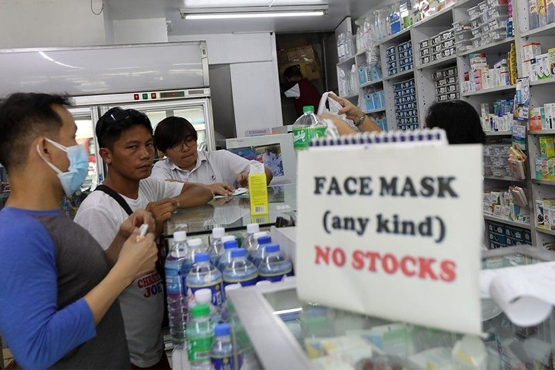 DOH freezes prices of 218 drugs, masks