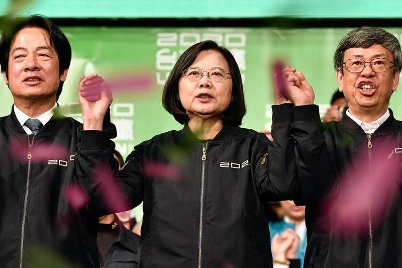 Taiwan 'already independent,' president warns China