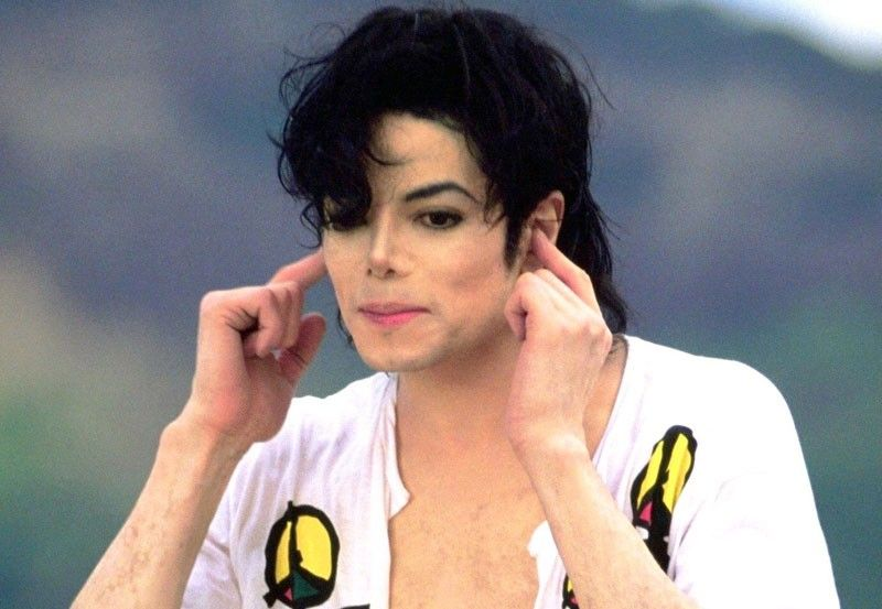 The skin problem Michael Jackson tried to hide