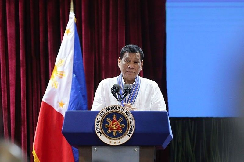 SWS: Duterte satisfaction rating hits record high