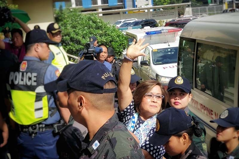 De Lima asks SC to appoint new judge in her drug case