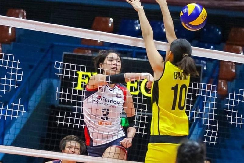 Mika Reyes Leaves Petron For Sta Lucia In Superliga Philstar Com