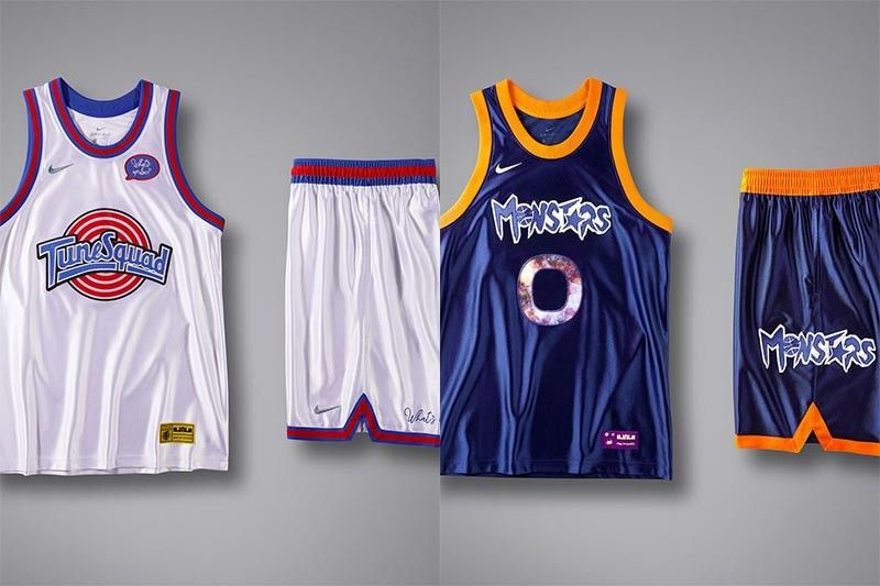 space jam jersey