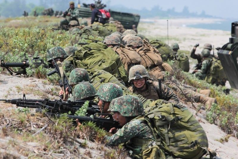 Duterte claims US turning Philippines into an outpost