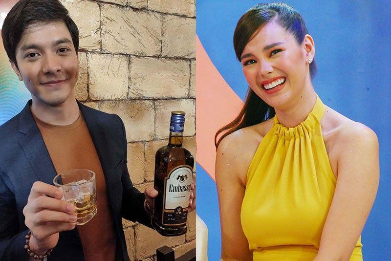 Is he courting Catriona Gray? Alden Richards reveals 2020 #RelationshipGoals