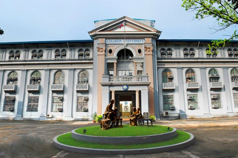 Adamson backtracks memo telling Chinese students to 'self-quarantine'