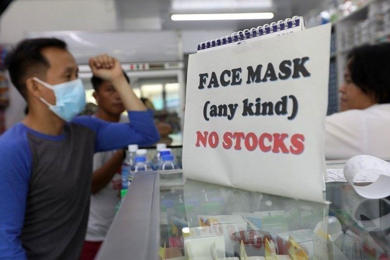 DTI orders imports of masks as local supply tightens
