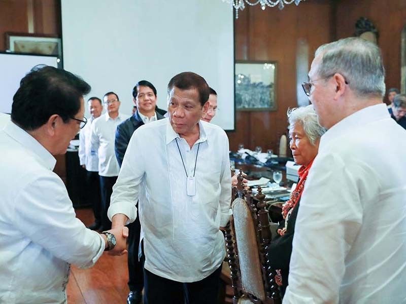 Duterte approves measures to address plummeting copra prices
