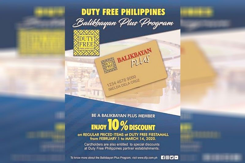 travel philippines duty free