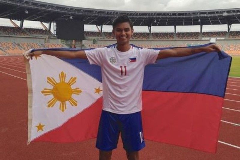 Pro-bound: Ateneo's Jarvey Gayoso to skip final UAAP year